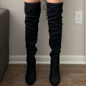 8.5 Over the Knee Boots